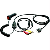 Isimple Is79 Audio/Video Interface Cable For Ipod