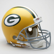 Victory Collectibles 30211 Rfa Tb Green Bay 1961 - 79 Packers Throwback Full Size Authentic Football Helmet