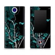 DecalGirl SBHD-TRANQUILITY-BLU Sony Bloggie HD Skin - Aqua Tranquility