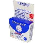 Eco-Dent 0725838 GentleFloss Mint 40 Yds - 36.57 m - Case of 6 - 40 Yd