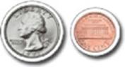CARSON DELLOSA CD-5261 MONEY U.S. COINS