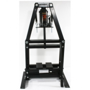 Buffalo Tools PRESSA12T Black Bull 12 Tonne A-Frame Shop Press