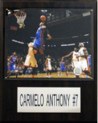 C & I Collectables 1215CANTHONY NBA Carmelo Anthony New York Knicks Player Plaque