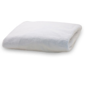Rumble Tuff CV-CT-320-WH Compact Silky Minky Changing Pad Cover - White