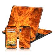 DecalGirl MATX-COMBUST Motorola Atrix 4G Skin - Combustion