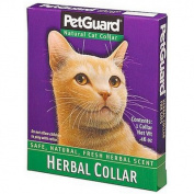 Pet Guard Herbal Collar For Cats, 15ml