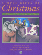Alfred 00-4666 Simple Gifts of Christmas - Music Book