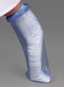 Mabis 539-6584-5500 Adult Long Leg Cast and Bandage Protector