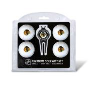 Team Golf 13506 Chicago Blackhawks 4 Ball - Divot Tool Gift Set
