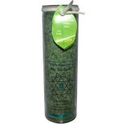 Aloha Bay 0278333 Unscented Chakra Jar Healing Anahata Green - 1 Candle