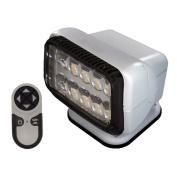 Go LightRadio Ray Permanent Mount Sarchlight with WirelessRemote,White