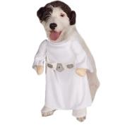 Rubie s Costume Co 18840 Star Wars Princess Leia Pet Costume Size Medium