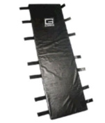 Gared Sports PP8WR 17cm . x 20cm . and 20cm . Square Poles Wrap-Around Pole Pad