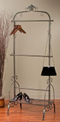 Tripar 59091 Fashion Display Rack- Two Tone Brown