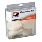 Dynabrade Products 76015 7.6cm . Synthetic Wool Pads