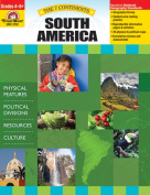 Evan-Moor EMC3732 7 Continents South America