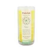 Aloha Bay 0285064 Chakra Candle Jar Protection - 11 oz