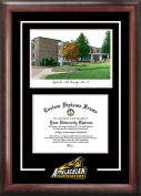 Campus Images NC998SG Appalachian State University Spirit Graduate Frame with Campus Image