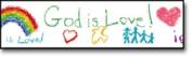 CARSON DELLOSA CD-1437 BORDER GOD IS LOVE