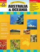 Evan-Moor EMC3733 7 Continents Australia And Oceania