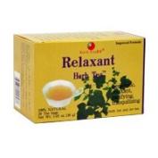 Health King Medicinal Teas 0282269 Tea - Relaxant - 20 Bag