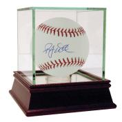 Steiner Sports WELLBAS000011 Randy Wells MLB Baseball - MLB Auth