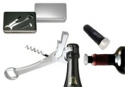 Natico Originals 60-WS6082 Wrench Bottle Opener & Stopper