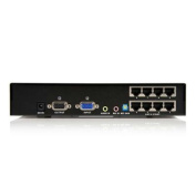 8 Port VGA and Audio over Cat 5 Video Extender