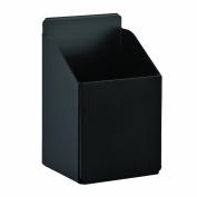 STEELMASTER 264P20604 Slot Pencil Cup Black