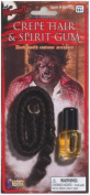 Forum Novelties 199245 Crepe Werewolf Hair & Spirit Gum Set