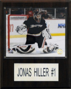 C and I Collectables 1215HILLER NHL Anaheim Ducks Player Plaque