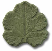 Garden Molds X-BL8029 Big Leaf Stepping Stone Mold- Pack of 2