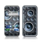 DecalGirl MBFP-BASSISGOOD Motorola Backflip Skin - Bass is Good