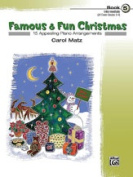 Alfred 00-23222 Famous& Fun Christmas- Book 5 - Music Book