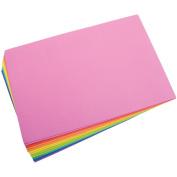 Darice Foamies Foam Sheets,12/pkg, Bright Colours