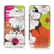 DecalGirl GG2-BRNFLWR HTC Google G2 Skin - Brown Flowers