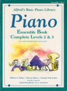 Alfred 00-5736 Basic Piano Course- Ensemble Book Complete 2& 3 - Music Book