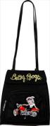 American Favorites BP-108A Convertible Backpack/Shoulder Bag - Biker Betty