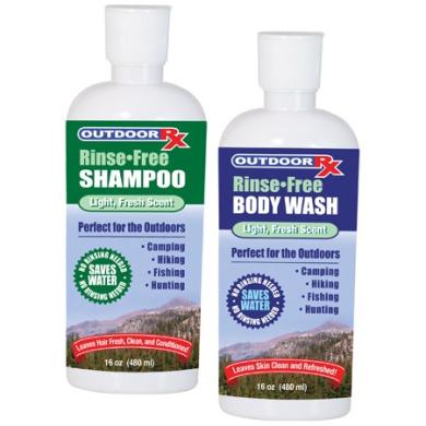Aloe Gator 118228 8oz. Rinse Free Shampoo Unscen