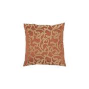 Surya P0150-1818P Poly-Filler Decorative Pillow - Red-Gold