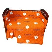 College Covers CLECS Clemson 5 piece Baby Crib Set