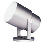 Dainolite DXL15-SC 1-Light Wall Spot or Floor Pod - Satin Chrome
