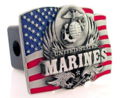 Siskiyou Gifts TH9 Trailer Hitch- Marines