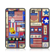 DecalGirl LPOP-FLAGPWORK LG Pop Skin - Flag Patchwork