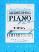 Alfred 00-FDL01009 David Carr Glover Method for Piano- Theory- Level 1 - Music Book