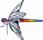 Premier Designs Dragonfly Wind Spinner