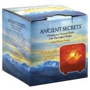 Ancient Secrets Himalayan Natural Rock Lotus Salt Lamps 220971