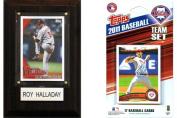 C & I Collectables 11PHILLSFP MLB Philadelphia Phillies Fan Pack