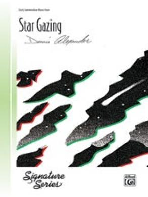 Alfred 00-5449 Star Gazing - Music Book
