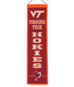 Winning Streaks Sports 45069 Virginia Tech Heritage Banner